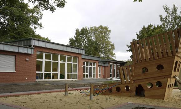 Kindergarten Erweiterung